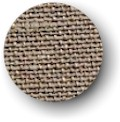 Linen - 18ct - Natural Brown Undyed (variegated)
